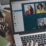 Are virtual meetings the way ahead? The new normal?